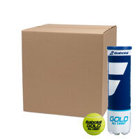 Babolat Gold All Court 4 Ball Can 18 Can Case image