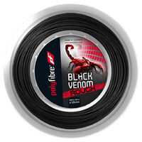 Polyfibre Black Venom Rough (200m Reel/1.25mm) image