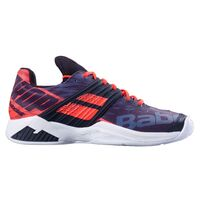 Babolat Propulse Fury CC Men's Shoes Black/Fluoro Red image