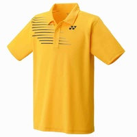 Yonex Mens Polo Shirt Yellow image