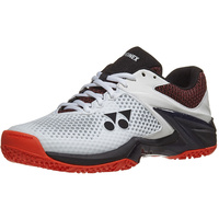 Yonex Power Cushion Eclipsion 2 Clay White /Orange  Men's Shoe 2019 image