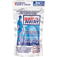 Painaway Cold Compression Bandage Tennis Racquet image