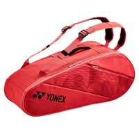 Yonex Active 6 Racquet Bag Bright Red image
