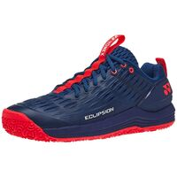 Yonex Power Cushion Eclipsion 3 Clay Navy/Red Men's Shoes image