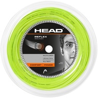 Head Reflex Yellow 1.20/18 Squash Reel image