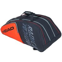 Head Radical 12R Monstercombi Orange/Grey image