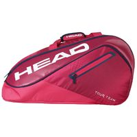 Head Tour Team 12R Monstercombi Red Tennis Bag  image