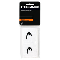 Head 2.5' Wristband 2 Pack White image