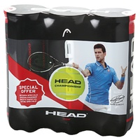 Head Championship Tri-Pack 3x3 Ball Can image