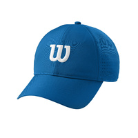Wilson Ultralight Tennis Cap Imperial Blue/White image