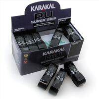 Karakal PU Super Grip Black - Box of 24 image