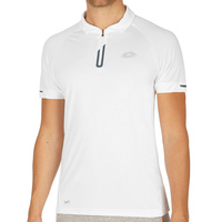 Lotto Men's Dragon Tech Polo - White image