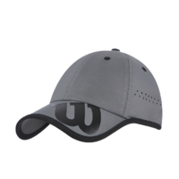 Wilson Baseball Hat Coal image