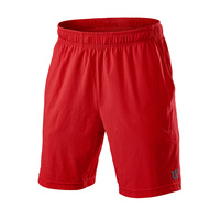 "Wilson UWII Men's 8"" Short Poppy Red image"