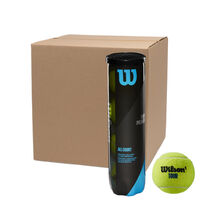 Wilson Tour Premier All Court 4 Ball 18 Can Case image