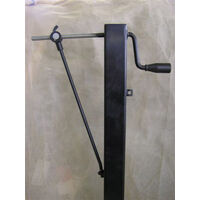 Tennis Court External Winder Net Posts (Pair) image