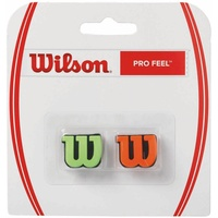 Wilson Pro Feel Green/Orange image
