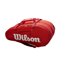 Wilson Super Tour 3 Comp 15 Pack Red image