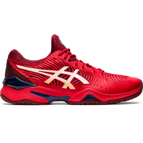 Asics Court FF 2 Classic Red/White Men's Shoe [Size: US 12]