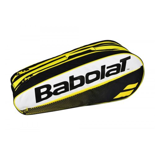 Babolat Club Bag Yellow 6 Pack