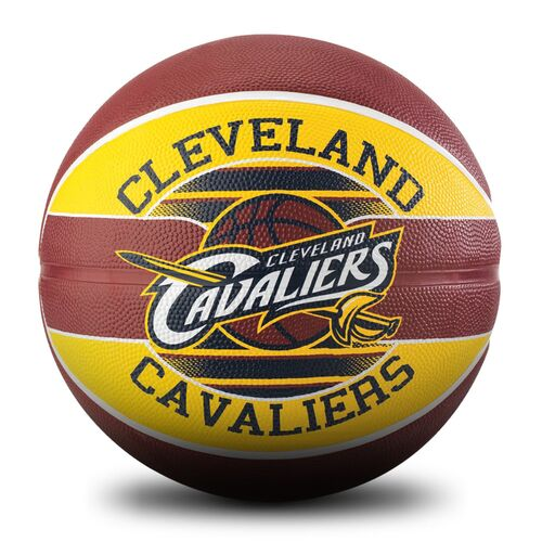 Spalding NBA Team Series Cleveland Cavaliers Basketball Size 7