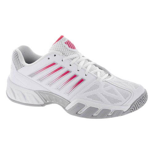 K-Swiss Bigshot Light 3 White/Calypso Women's Shoes [Size: US 8]