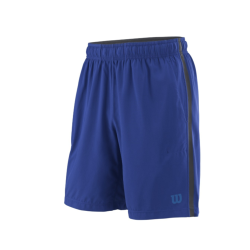 "Wilson Men's Spring UWII Woven 8"" Short Mazarine Blue [Size: Large]"