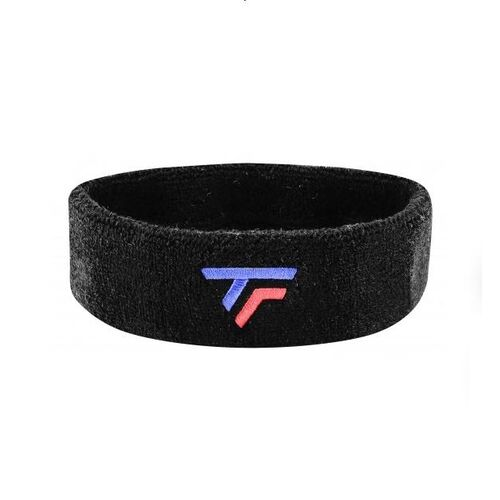 Tecnifibre Headband Various Colours [Colour: Black]